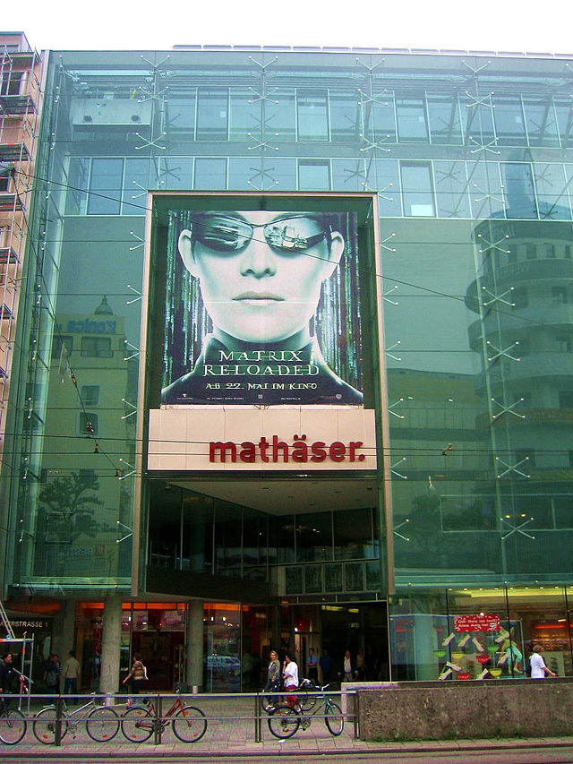 mathäser kino münchen