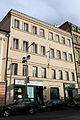 Měšťanský dům U Zahrádeckých, U hvězd (Nové Město) Karlovo nám. 25.jpg