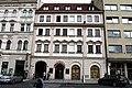 Měšťanský dům U bílého beránka, U bílého jelínka (Nové Město) Karlovo nám. 31 (3).jpg