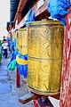 Młynki modlitewne w klasztorze Erdene Dzuu 01.jpg