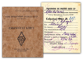 M. Harecki, siabroŭski bilet.png