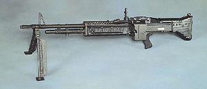 57式机枪