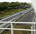 M60 from Brinnington Bridge - geograph.org.uk - 1507809.jpg