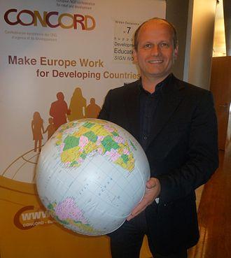 European Parliament election, 2009 (Netherlands) - Image: MEP Thijs BERMAN, S&D, Netherlands