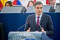 MEPs debated the future of Europe with the President of the Government of Spain Pedro Sánchez © CC-BY-4.0 ©European Union 2019 - Source-EP.jpg