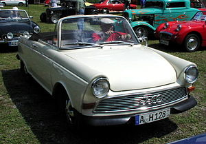 DKW Junior - DKW F12 Roadster