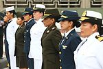 MINISTRO DE DEFENSA RINDIÓ HOMENAJE A PERSONAL FEMENINO DE LAS FUERZAS ARMADAS (33319128936).jpg
