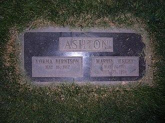 Marvin J. Ashton - Image: MJ Agrave