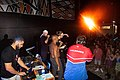 MSON (Making Something Outta Nothing) performing at the Darwin Street Art Festival 2021.jpg