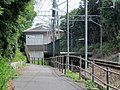 MT-Mihama Ryokuen Station-Northern Access route 2.jpg