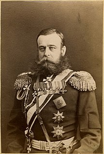 Mikhail Skobelev General of the Russian Empire