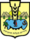 Official logo of Ma'alot-Tarshiha