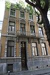 foto van Herenhuis in neo-renaissance-stijl, gebouwd in opdracht van C. Houtappel.