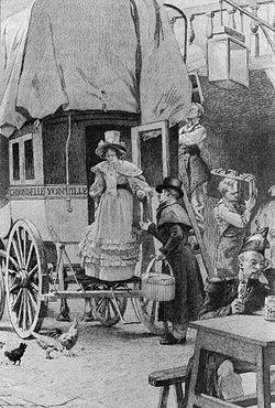 Ilustración de Alfred de Richemont