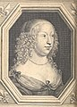 Madeleine de Scudéry - Clélie, histoire romaine - Volume 01 Portrait.jpg