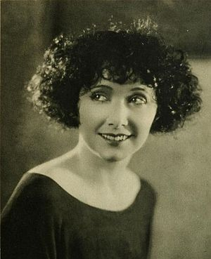 Mae Busch - Photograph of Mae Busch published in Stars of the Photoplay, 1924