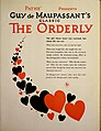 Magazine advertisement for The Orderly (1921).jpg