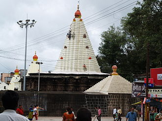 Mahalakshmi Temple, Kolhapur - Mahalakshmi (AmbaBai) Temple, Kolhapur.