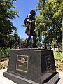 Mahatma Gandhi statue, Brisbane 03.jpeg