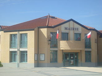 Coudekerque-Village - Town hall