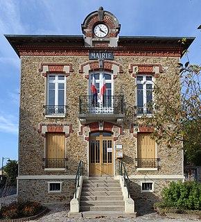 Villeneuve-Saint-Denis Commune in Île-de-France, France