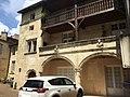 Maison de Jeanne de Lartigue - impasse rue Neuve - Bordeaux.jpg