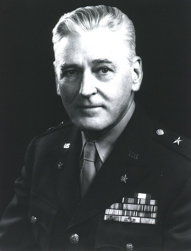 Who are some famous United States Army generals?