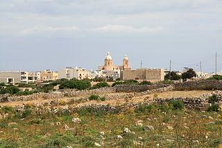 Dingli Local council in Northern Region, Malta
