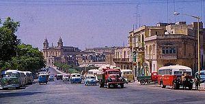 Marsa, Malta - Marsa in 1967