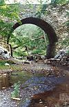 Ruhle Road Stone Arch Bridge
