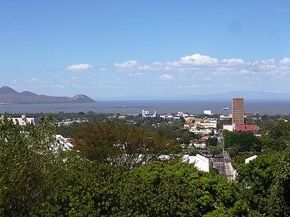 Cómo llegar a Managua en transporte público - Sobre el lugar