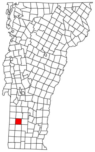 Manchester, Vermont - Image: Manchester vt highlight