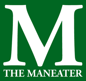 The Maneater - Image: Maneatermasthead