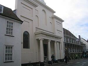 Manningtree - Manningtree Library