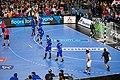 Mannschaft Frankreich Köln Arena Handball WM 2019 (47823661112).jpg