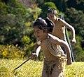 Maori children - Contemporary ethnographic presentation of Maori.jpg