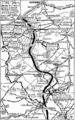 Map First Battle of Ypres 1914 NYT May 1915.png