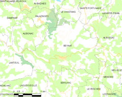Map commune FR insee code 19023.png