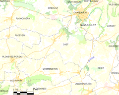 Map commune FR insee code 29025.png