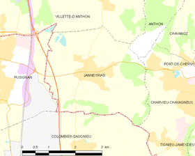 Map commune FR insee code 38197.png