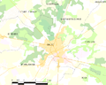 Map commune FR insee code 49018.png