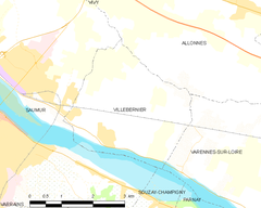 Map commune FR insee code 49374.png