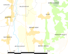 Map commune FR insee code 65083.png