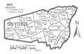 Map of Snyder County, Pennsylvania.png