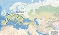 Map of pre-Neandertal fossil sites.jpg