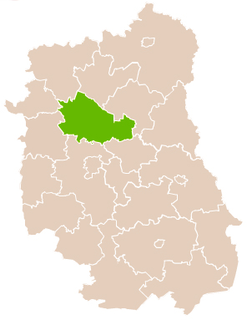 Lubartów County County in Lublin Voivodeship, Poland