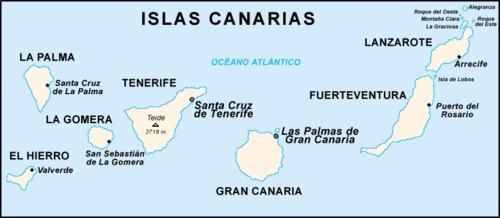 جزایر قنازی