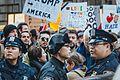 March against Trump, New York City (30862181721).jpg