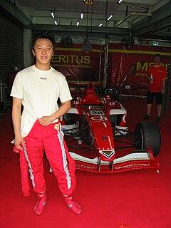 Hong Kong racing driver
