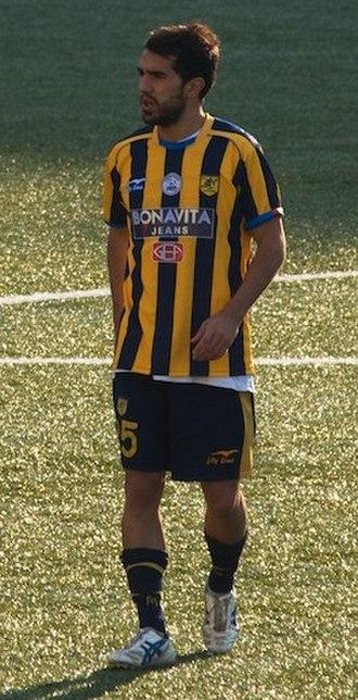 Marco Sau - Sau playing for Juve Stabia